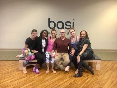 Maravillosa familia BASI Pilates