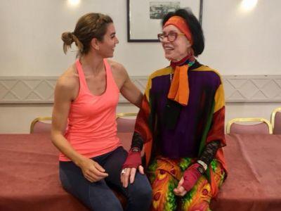 Privilegio de conocer a Mary Bowen